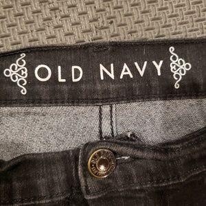 Old Navy Jeans - Black Flare Jeans